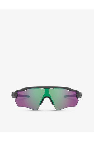 Oakley Mens OO9208-44 Radar® EV Path&reg O Matter™ Rectangular-framed Sunglasses