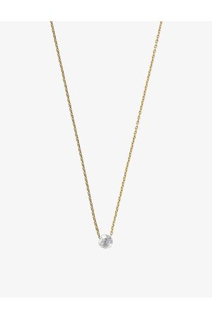 The Alkemistry Womens Aria Diamond and 18ct - Necklace 1SIZE