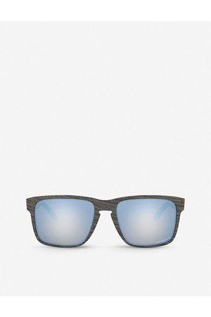 Oakley Mens OO9417 Holbrook XL Acetate Prizm Square-frame Sunglasses