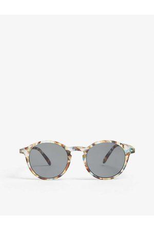 Izipizi #C Reading square-frame glasses +1
