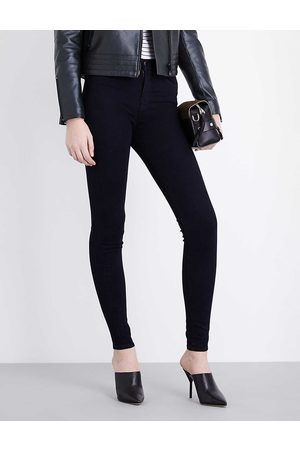 J Brand Ladies Cotton On Trend Skinny High-Rise Jeans