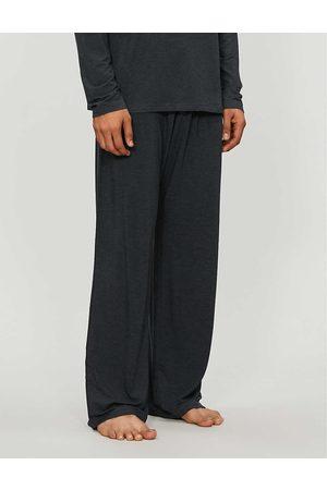 DEREK ROSE Men's Marlowe Stretch-Jersey Pyjama Bottoms