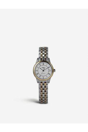 Longines Men Watches - Mens Sapphire Heritage Watch L4.274.3.21.7