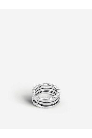 Bvlgari B.zero1 three-band white gold ring