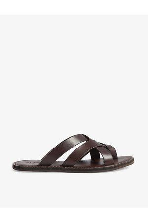 Aldo Womens Patent Poade High Platform Sandals EUR 38/5 UK Women