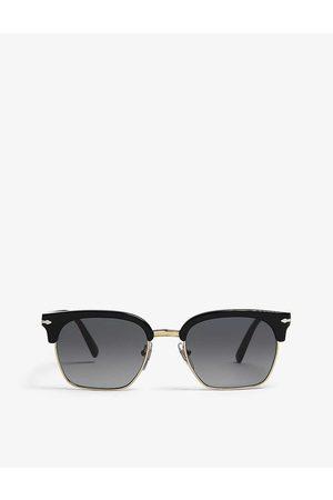 Persol Mens PO3199s Square-frame Sunglasses