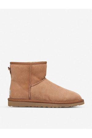 UGG Women's Classic Ll Mini Sheepskin Boots