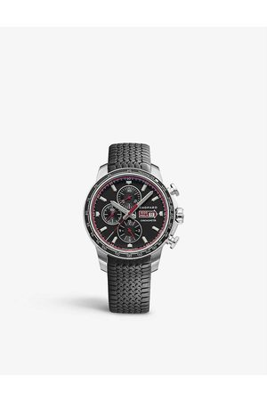 Chopard Mens Stainless Steel Mille Miglia Gts Chronograph Watch