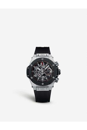 HUBLOT Mens Titanium 411.Nm.1170.Rx Big Bang Watch