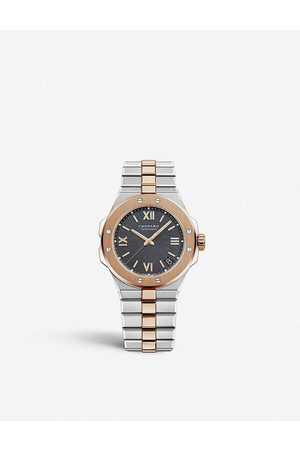 Chopard Mens R Gld/S Steel/ 298600-6001 Alpine Eagle Automatic 18ct Rose-gold and Lucent Steel A223 Watch