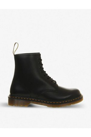 Dr. Martens Womens Leather 1460 Smooth 8-eye Leather Boots 7