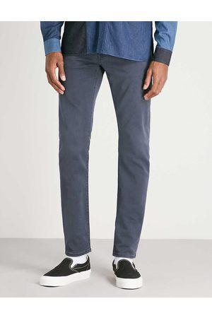 NEUW Mens Liberte Lou Straight Stretch-denim Jeans 2832