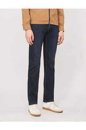 Paige Mens Cellar Normandie Straight Jeans 40