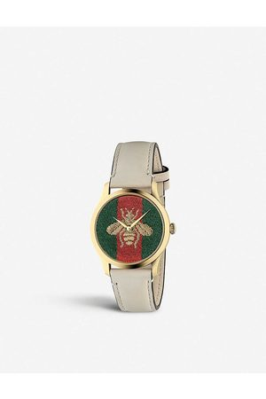 Gucci Womens Multi-Coloured YA1264128 G-timeless Contemporary