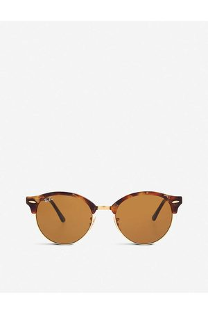 Ray-Ban Mens Rb4246 Clubround Sunglasses