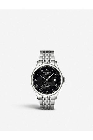 Tissot Mens T0064071105300 Le Locle Powermatic 80 Stainless Steel Watch