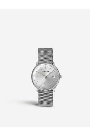 Junghans Women's 041/4463.44 Max Bill Stainless Steel Quartz Watch