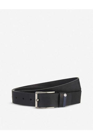 Ted Baker Mens Keepsak Leather Belt 28