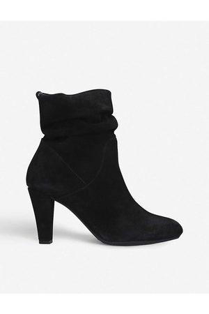 Carvela Comfort Womens Carvela Suede Heeled Boots 36