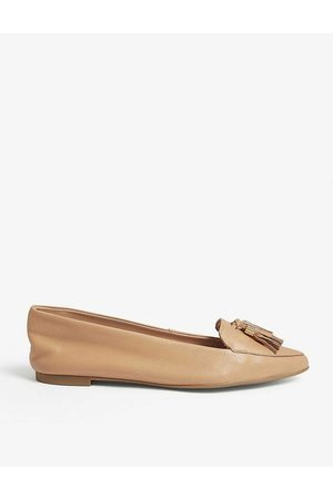 Aldo Womens Bone Magona Leather Loafers EUR 37.5 / 4.5 UK Women