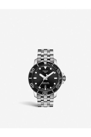 Tissot Mens T120.407.11.051.00 Seastar 1000 Stainless Steel Watch