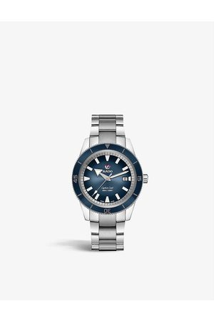 Rado R32105203 Captain Cook Automatic stainless-steel watch