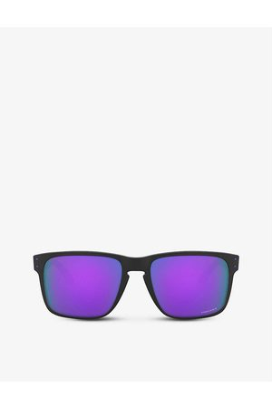 Oakley Mens OO9417 59 Holbrook XL Acetate Square-frame Sunglasses