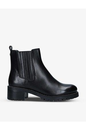 Carvela Womens Treaty Leather Chelsea Boots EUR 36 / 3 UK Women