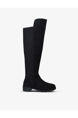 Carvela Comfort Womens Vanessa Suede Knee-high Boots EUR 36 / 3 UK Women