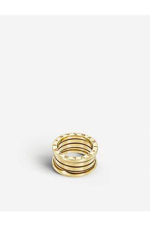 Bvlgari B.zero1 four-band 18kt yellow- ring