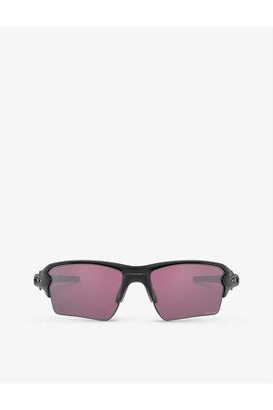 Oakley Mens OO9188-B559 Flak™ 2.0 XL O Matter™ Rectangular-framed Sunglasses