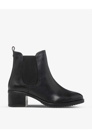 Dune Womens -leather Parker Leather Chelsea Boot EUR 36 / 3 UK Women