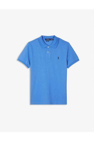 Ralph Lauren Boys Scottsdale Kids Logo Cotton-jersey Polo Shirt 2-14 Years 2 Years