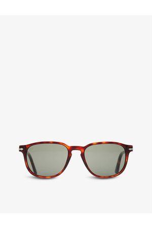 Persol Suprema tortoiseshell round-frame sunglasses