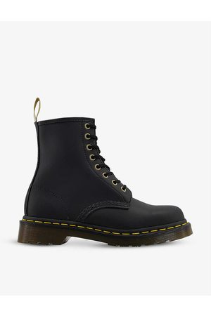 Dr. Martens Womens 1460 8-eye Vegan-leather Boots 3