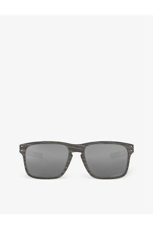 Oakley Mens OO9384 Holbrook Mix Square-frame Sunglasses