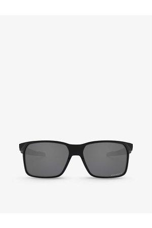 Oakley Womens OO9460-0559 Portal Square-frame Acetate Sunglasses