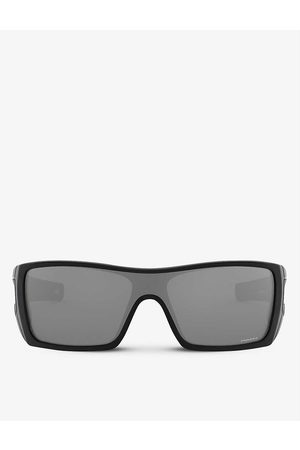 Oakley Mens 009101 Batwolf Rectangle-frame Acetate Sunglasses