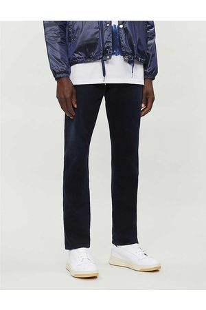 Citizens of Humanity Mens Hyde London Tapered Stretch-denim Jeans 28