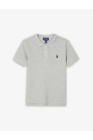 Ralph Lauren Boys New Heather Kids Custom Slim-fit Cotton-piqué Polo Shirt 2-14 Years 2 Years