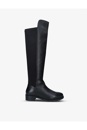 Carvela Comfort Womens Vanessa Leather Knee-high Boots EUR 37 / 4 UK Women