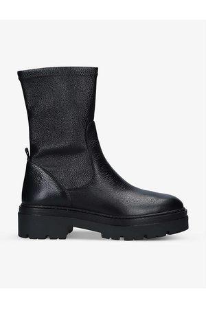 Carvela Women Biker Boots - Womens Sincere Leather Boots EUR 36 / 3 UK Women