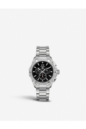 Tag Heuer Mens Cay1110.Ba0925 Aquaracer Stainless Steel Watch