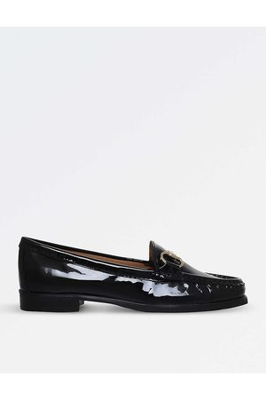 Carvela Comfort Womens Click 2 Patent Leather Loafers EUR 35 / 2 UK Women