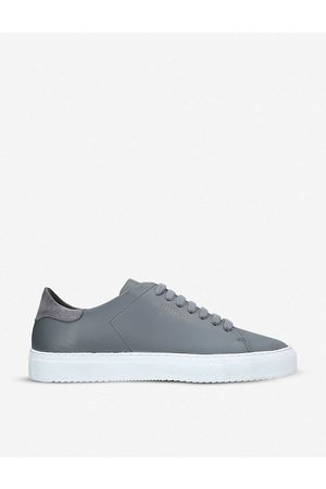 Axel Arigato Mens Clean 90 Leather and Suede Trainers EUR 41 / 7 UK MEN