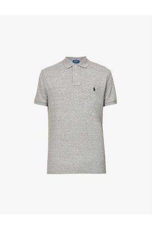 Polo Ralph Lauren Custom-fit cotton-pique polo shirt