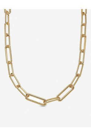 Missoma Womens Radial 18ct -plated Necklace