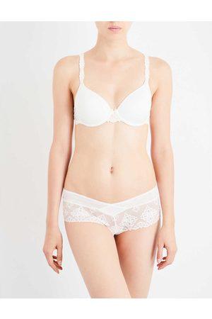 Chantelle Champs Elysées Smooth Custom Fit memory foam T-shirt bra