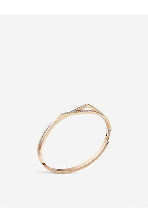 Repossi Womens 18K Antifer 18ct - and Diamond Bracelet 15CM
