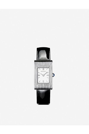 Boucheron Women's Stainless Steel Reflet And Sapphire Cabochon Watch
